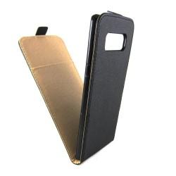 Funda Piel Premium Negra Ultra-Slim para Samsung Galaxy Note 8