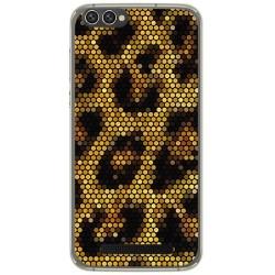 Funda Gel Tpu para Doogee X30 Diseño Leopardo Dibujos