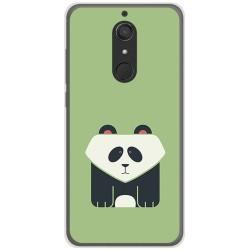 Funda Gel Tpu para Wiko View XL Diseño Panda Dibujos