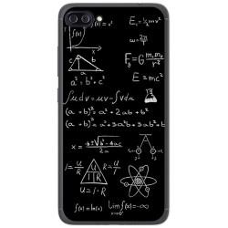 """Funda Gel Tpu para Asus Zenfone 4 Max 5.5"""" Zc554Kl Diseño Formulas Dibujos"""