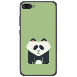 """Funda Gel Tpu para Asus Zenfone 4 Max 5.5"""" Zc554Kl Diseño Panda Dibujos"""