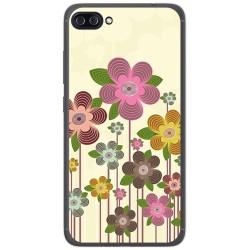 "Funda Gel Tpu para Asus Zenfone 4 Max 5.5"" Zc554Kl Diseño Primavera En Flor  Dibujos"