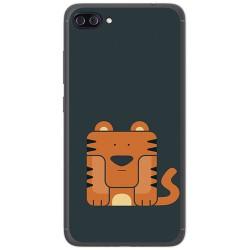 """Funda Gel Tpu para Asus Zenfone 4 Max 5.5"""" Zc554Kl Diseño Tigre Dibujos"""