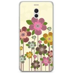 Funda Gel Tpu para Meizu M6 Note Diseño Primavera En Flor  Dibujos