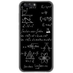 """Funda Gel Tpu para Asus Zenfone 4 5.5"""" Ze554Kl Diseño Formulas Dibujos"""