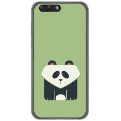 """Funda Gel Tpu para Asus Zenfone 4 5.5"""" Ze554Kl Diseño Panda Dibujos"""