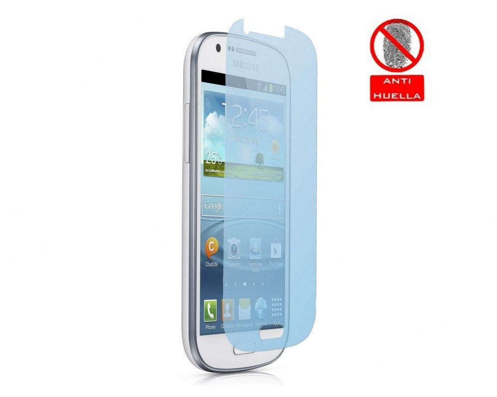 3 X Protector Pantalla Anti-Glare Samsung Galaxy Express I8730