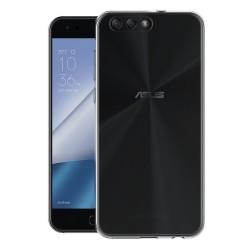 "Funda Gel Tpu Fina Ultra-Thin 0,3mm Transparente para Asus Zenfone 4 5.5"" Ze554Kl"