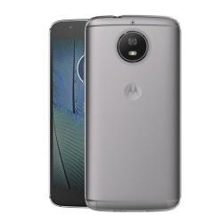 Funda Gel Tpu Fina Ultra-Thin 0,3mm Transparente para Motorola Moto G5S