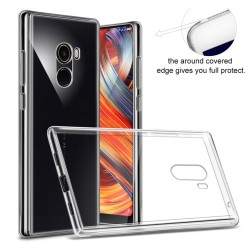 Funda Gel Tpu Fina Ultra-Thin 0,3mm Transparente para Xiaomi Mi Mix 2