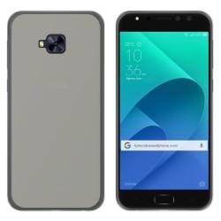 Funda Gel Tpu para Asus Zenfone 4 Selfie Pro Zd552Kl Color Transparente