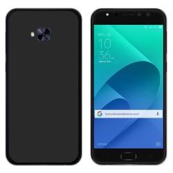 Funda Gel Tpu para Asus Zenfone 4 Selfie Pro Zd552Kl Color Negra