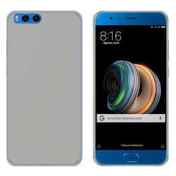 "Funda Gel Tpu para Xiaomi Mi Note 3 5.5"" Color Transparente"