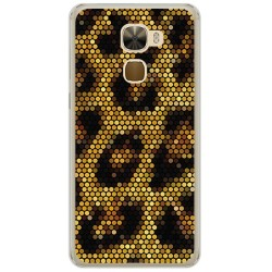 Funda Gel Tpu para Letv Le Pro3 / Pro3 Elite Diseño Leopardo Dibujos