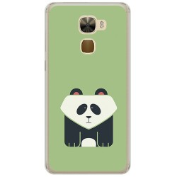 Funda Gel Tpu para Letv Le Pro3 / Pro3 Elite Diseño Panda Dibujos