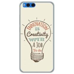 "Funda Gel Tpu para Xiaomi Mi Note 3 5.5"" Diseño Creativity Dibujos"