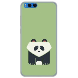 Funda Gel Tpu para Xiaomi Mi Note 3 5.5 Diseño Panda Dibujos