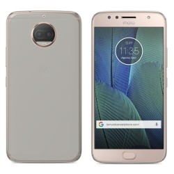 Funda Gel Tpu para Motorola Moto G5S Plus Color Transparente