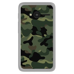 "Funda Gel Tpu Orange Rise 31 / Alcatel Pixi 4 (4"") Camuflaje Dibujos"
