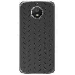 Funda Gel Tpu para Motorola Moto G5S Diseño Metal Dibujos