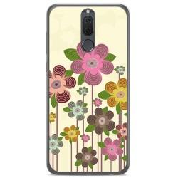 Funda Gel Tpu para Huawei Mate 10 Lite Diseño Primavera En Flor Dibujos