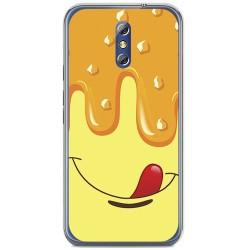 Funda Gel Tpu para Doogee Bl5000 Diseño Helado Vainilla Dibujos