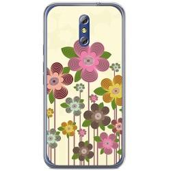 Funda Gel Tpu para Doogee Bl5000 Diseño Primavera En Flor  Dibujos