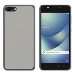 Funda Gel Tpu para Asus Zenfone 4 Max Zc520Kl Color Transparente