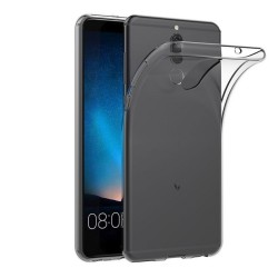 Funda Gel Tpu Fina Ultra-Thin 0,3mm Transparente para Huawei Mate 10 Lite