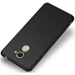 Carcasa Funda Dura Completa Negra para Huawei Y7
