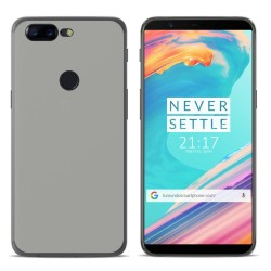 Funda Gel Tpu para Oneplus 5T Color Transparente