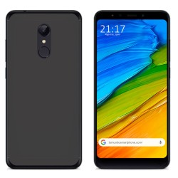Funda Gel Tpu para Xiaomi Redmi 5 Color Negra