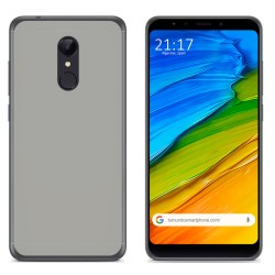 Funda Gel Tpu para Xiaomi Redmi 5 Color Transparente