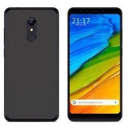 Funda Gel Tpu para Xiaomi Redmi 5 Plus Color Negra