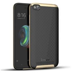 "Funda Ipaky Tipo Neo Hybrid (Pc+Tpu) Negra / Dorada para Xiaomi Redmi 5A 5"""