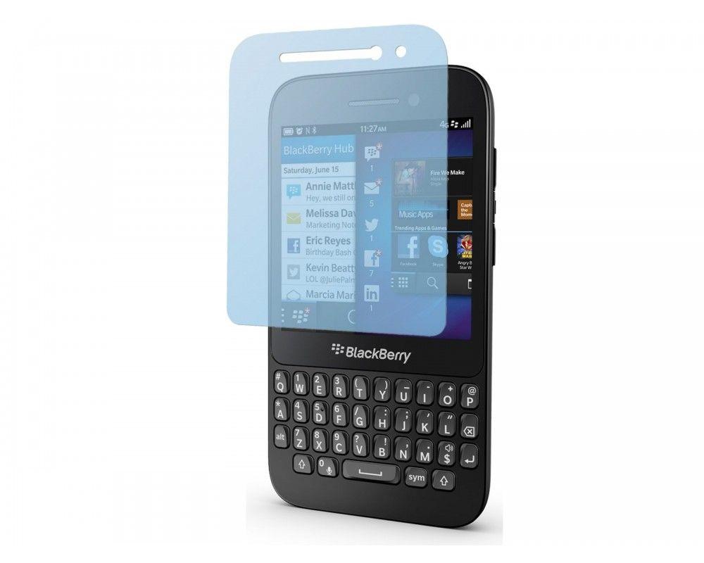 3 X Protector Pantalla Blackberry Q5
