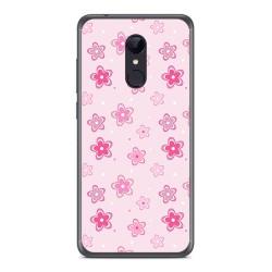 Funda Gel Tpu para Xiaomi Redmi 5 Diseño Flores Dibujos