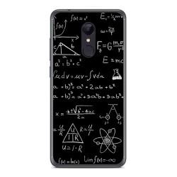 Funda Gel Tpu para Xiaomi Redmi 5 Diseño Formulas Dibujos