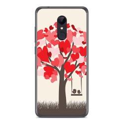 Funda Gel Tpu para Xiaomi Redmi 5 Diseño Pajaritos Dibujos