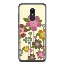 Funda Gel Tpu para Xiaomi Redmi 5 Diseño Primavera En Flor  Dibujos