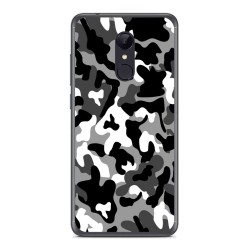 Funda Gel Tpu para Xiaomi Redmi 5 Diseño Snow Camuflaje Dibujos