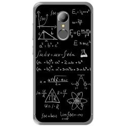 Funda Gel Tpu para Homtom HT37 - HT37 Pro Diseño Formulas Dibujos