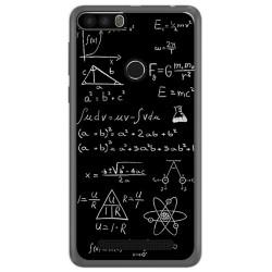 Funda Gel Tpu para Leagoo Kiicaa Power Diseño Formulas Dibujos