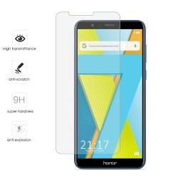 Protector Cristal Templado para Huawei Honor 7X Vidrio