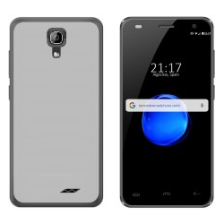 Funda Gel Tpu para Homtom HT26 Color Transparente