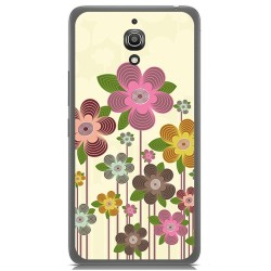Funda Gel Tpu para Alcatel A2 Xl Diseño Primavera En Flor Dibujos