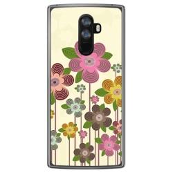 Funda Gel Tpu para Doogee Mix 2 Diseño Primavera En Flor Dibujos
