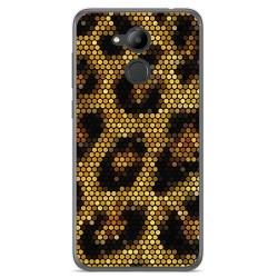 Funda Gel Tpu para Huawei Honor 6C Pro Diseño Leopardo Dibujos