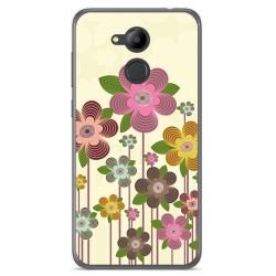 Funda Gel Tpu para Huawei Honor 6C Pro Diseño Primavera En Flor Dibujos