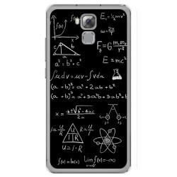 Funda Gel Tpu para Oukitel U16 Max Diseño Formulas Dibujos